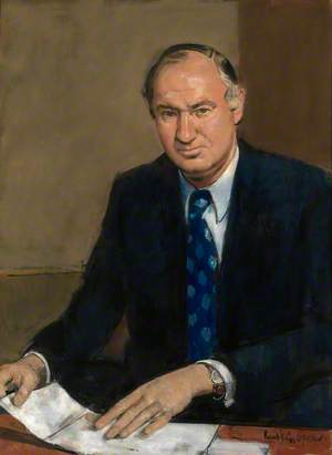 Director General Portrait – Charles Curran