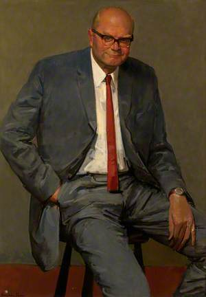 Director General Portrait – Sir Hugh Carlton Greene