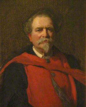 The Right Honourable Sir John Rhŷs (1840–1915), PC, FBA