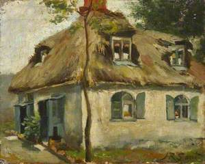 Thatched Cottage, St Mary's Terrace