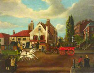Church Street, Edgware Road