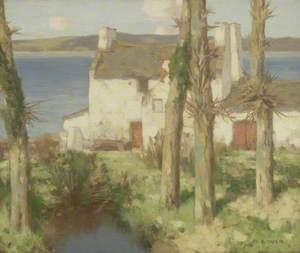 A Breton Village