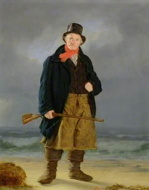A Fisherman with a Gun