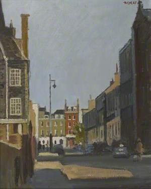 Graham Street, London