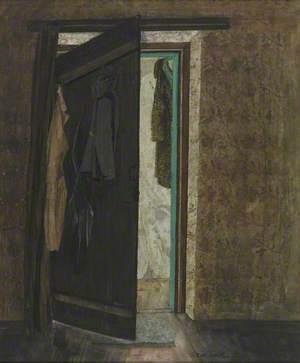 Coats behind the Door
