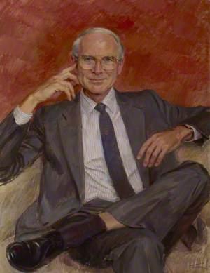 Dr John David Emrys Beynon, Principal (1990–1992)