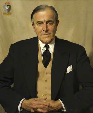 Sir Eardley Lancelot Holland (1879–1967), Kt, President of the Royal College of Obstetricians and Gynaecologists (1943–1946)