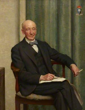 Sir John Shields Fairbairn (1865–1944), President of the Royal College of Obstetricians and Gynaecologists (1932–1935)