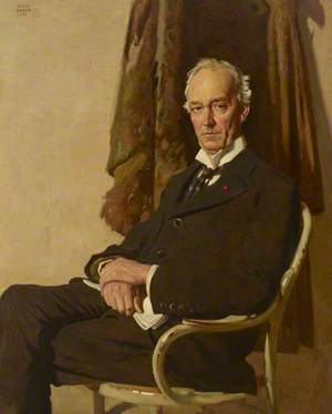 The Right Honourable George Allardice (1865–1934), Baron Riddell of Walton Heath, Honorary Fellow of the Royal College of Obstetricians and Gynaecologists and Benefactor