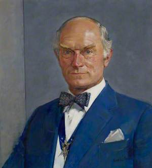 Sir John Dewhurst (1920–2007), President of the Royal College of Obstetricians and Gynaecologists (1976–1978)