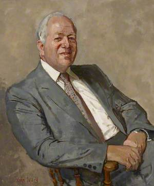 Sir Anthony Alment (1922–2002), President of the Royal College of Obstetricians and Gynaecologists (1978–1981)