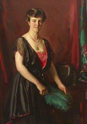 Mrs Nora Fletcher Shaw, JP