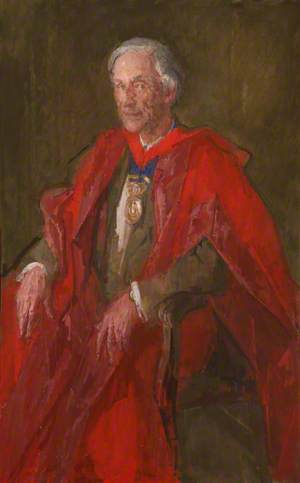 Professor Sir Desmond Pond, President of the Royal College of Psychiatrists (1978–1981)