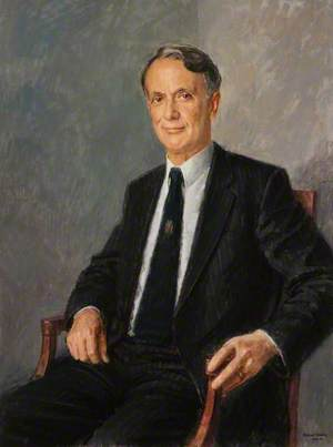 Professor Kenneth Rawnsley, CBE, President of the Royal College of Psychiatrists (1981–1984)