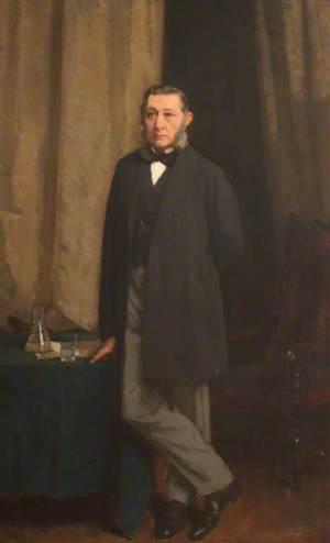 Professor J. Beart Simonds, President (1862–1983)