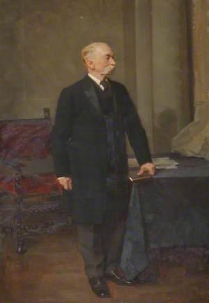 Professor Sir George T. Brown, CB, President (1873–1874)