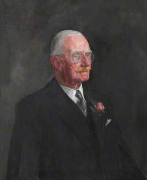 Professor G. H. Wooldridge, President (1939–1940), Member of Council (1924–1926)