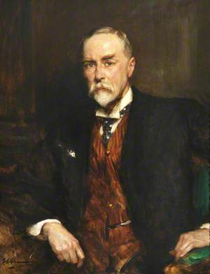 Sir Reginald Blomfield (1856–1942), RA, PRIBA