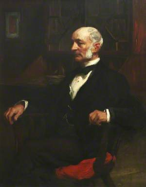 John McVicar Anderson (1835–1915), FRSE, PRIBA
