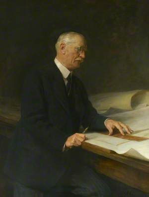 Sir John William Simpson (1858–1933), PRIBA