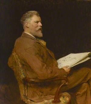 Alfred Waterhouse (1830–1905), RA, PRIBA