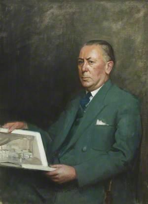 Howard Morley Robertson (1888–1963), PRIBA, MC, RA, RGM