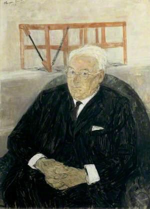 Sir Donald Evelyn Edward Gibson (1908–1991), PRIBA