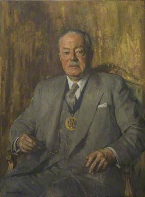 Kenneth Mervyn Baskerville Cross (1890–1968), PRIBA