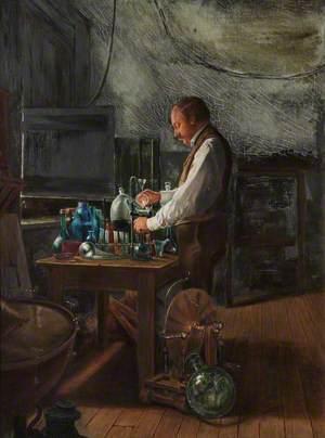John William Strutt (1842–1919), 3rd Baron Rayleigh