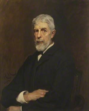 Sir Henry Trueman Wood, Secretary and Vice-President of the Society of Arts