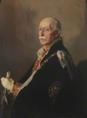 HRH the Duke of Connaught (1850–1942), President of the Society of Arts