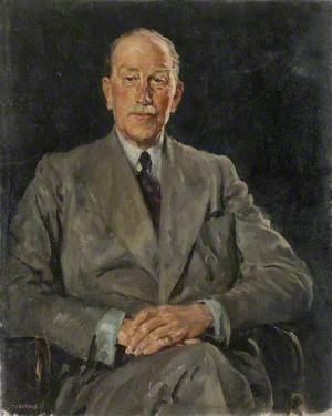 Portrait of a Fellow