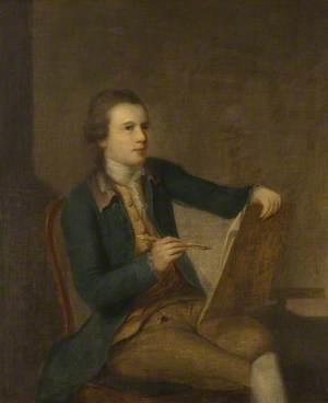 Self Portrait of James Barry (1741–1806), RA
