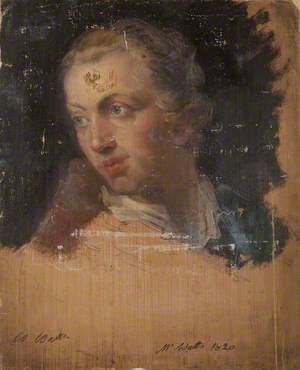 Copy of a Portrait