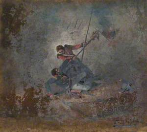 The Capture of the French Eagle