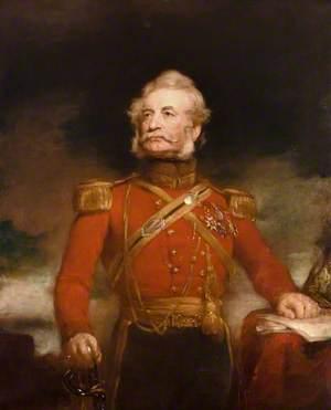 Brigadier-General Charles Robert Cureton (1789–1848), CB