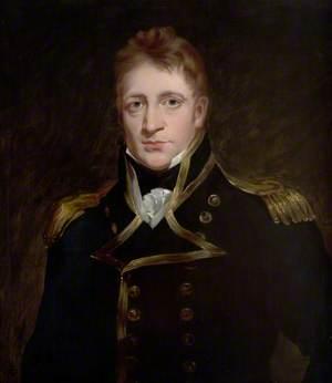Captain Hugh Cook (d.1834), RN