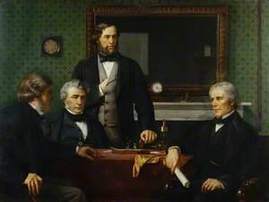 Deputation to Faraday