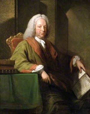 James Jurin (1679–1750)