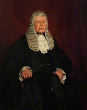 Sir Thomas Forster, KG, Chairman of Middlesex Court of Quarter Sessions (1934–1936)