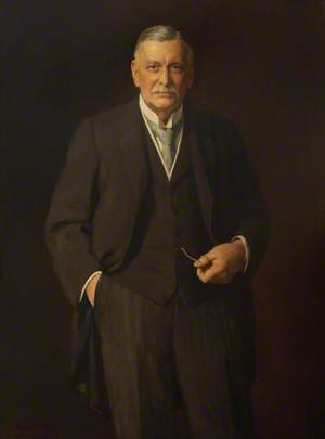 William Regester, Chairman of Middlesex County Council (1909–1919)