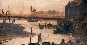 The Mill Quay, Bosham, West Sussex
