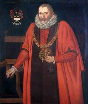 Sir John Leman (1544–1632)
