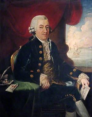 Thomas Parr of Lisbon, Merchant
