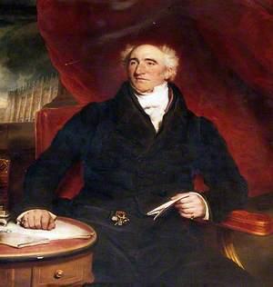 Thomas Poynder Junior, Treasurer of Christ's Hospital (1824–1835)