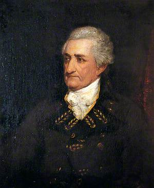 Commodore Sir Nathaniel Dance (1748–1827)