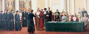 The Presentation of the Lord Mayor's Bounty