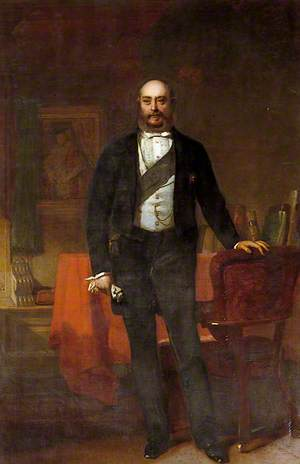 The Duke of Cambridge (1819–1904)