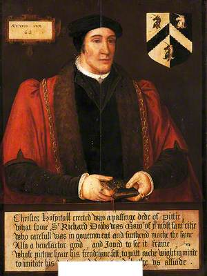 Richard Dobbs, Lord Mayor of London (1551–1552)