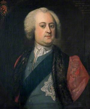 Charles Lennox (1701–1750), 2nd Duke of Richmond, KG, Mayor of Chichester (1735)
